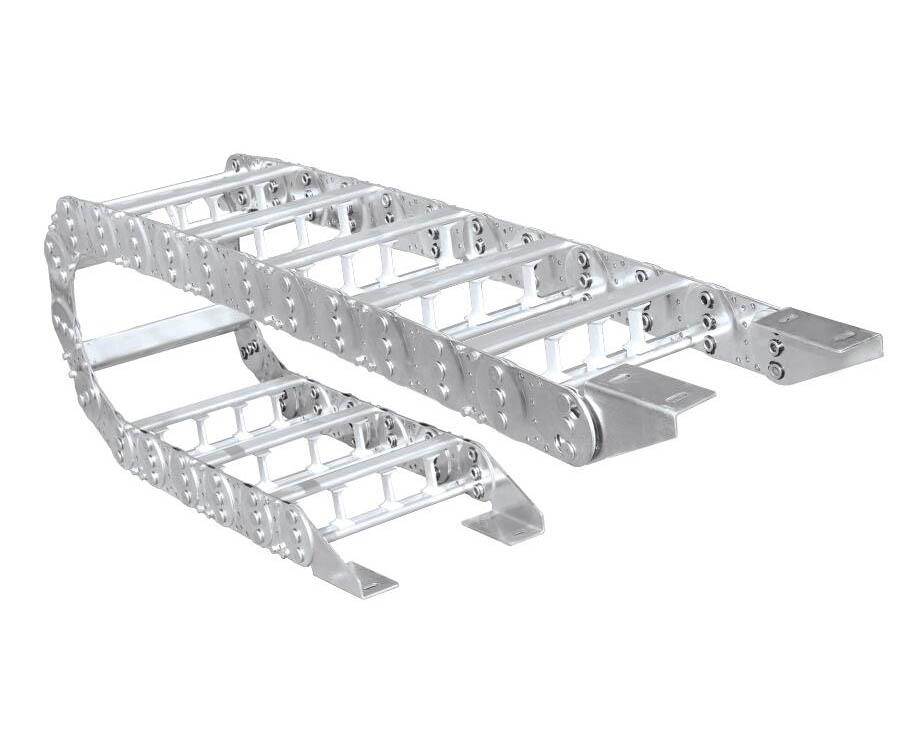 TL型钢制拖链简介